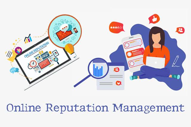 Online Reputation Management.